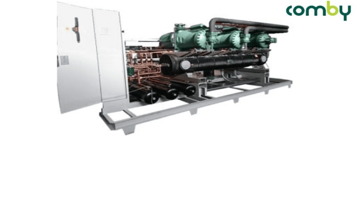 comby-industiele-r410a-r134a-proces-chiller-koelmachine